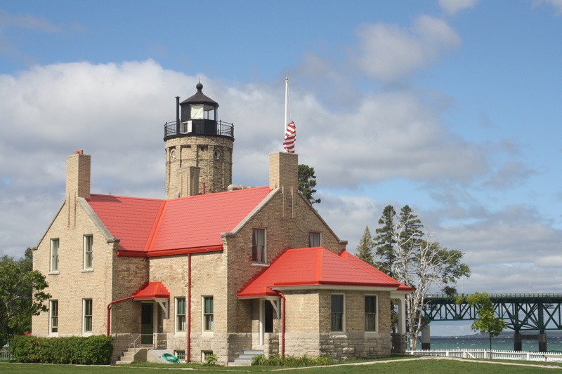 Mackinac Point Lighthouse